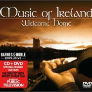 "John produces ""Music of Ireland – Welcome Home"""