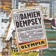 Damien Dempsey – Live at The Olympia