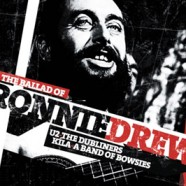 "John produces ""The Ballad of Ronnie Drew"""