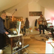 Busy week in the studio with Brian Eno, Tony Allen & Karl Hyde